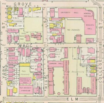 Digital Atlas Of New Haven Urban Stu S At Yale